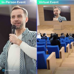 What Are Hybrid Events and Why Do We Need Them - Virtual Events Platform, Software, Solutions