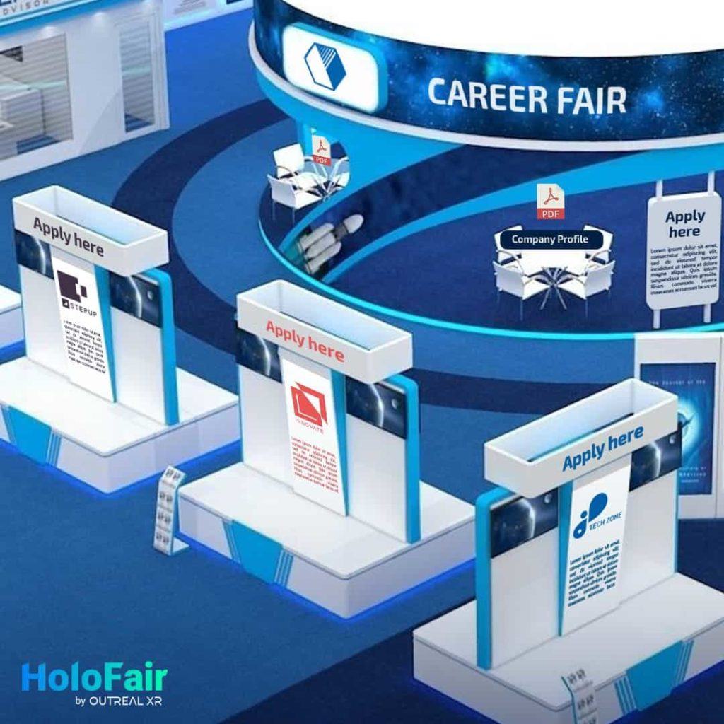 The Complete Guide to Virtual Career Fairs (2021 Edition) - Virtual Events Platform, Software, Solutions